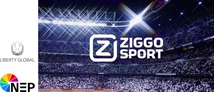 NEP Selected To Provide New Playout And Live Production Facilities For Ziggo Sport