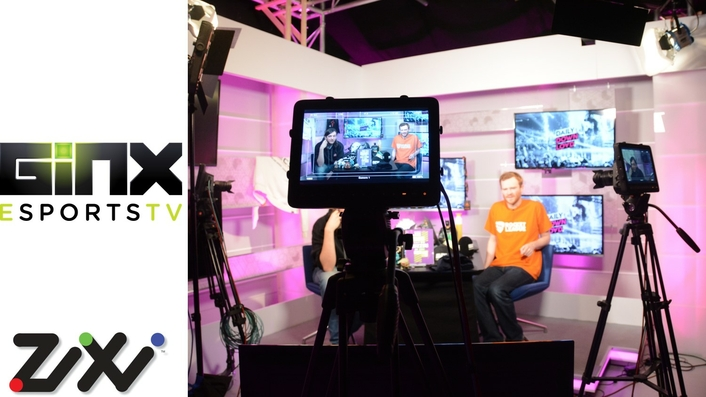 GINX ESPORTS TV RELIES ON ZIXI PLATFORM FOR SECURE, RELIABLE, COST-EFFECTIVE CHANNEL DISTRIBUTION OVER IP