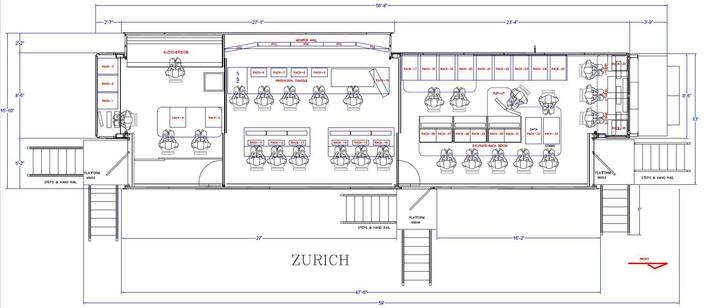 AMV Zurich Floorplan