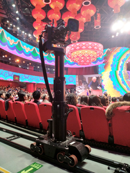 China Central Television Broadcasts the 2017 Spring Festival Gala using Ross Video Robotics