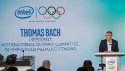 As a Worldwide TOP Partner, Intel will work with the International Olympic Committee (IOC) to reimagine the future of the Olympic Games with new levels of fan interaction through leading-edge technology.