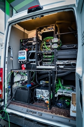 Taking broadcast production on the road