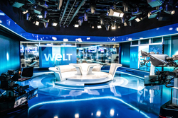 ARRI equips state-of-the-art WELT TV studios entirely with IP-based lighting technology