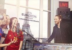 Guetta seeking one million backing artists for EURO song