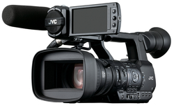 STREAMING CAMCORDERS NOW AVAILABLE