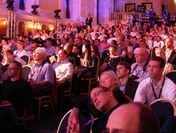 Audience at Showlight 2013