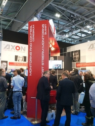 Axon Makes Tools for 4K Production a Key Focus at BVE2016