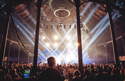 Claypaky delivers intense lighting effects for Architects European tour