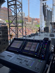"""DiGiCo Mixes the Music of """"Music City"""" for CMA Fest"""