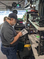 CP Communications Navigates RF Coordination for Major Events as Available Frequencies Shrink