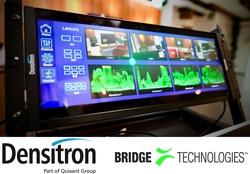 Bridge Technologies' VB440 Underpins Densitron's UReady 4RU Solution