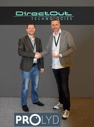DirectOut honours best distributor and best sales performance of 2015