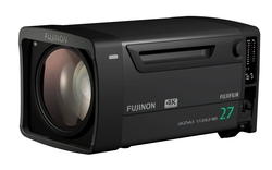 ES Broadcast Hire increases Fujinon 4K broadcast lens offering