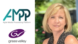 Grass Valley Steps Up Expansion of GV Media Universe With Appointment of Barbara DeHart