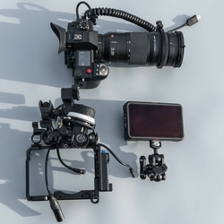Atomos releases full free Ninja V update to enable 5.9K Apple ProRes RAW recording for the Panasonic LUMIX S1H