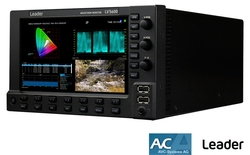 AVC-Systems Selects Leader LV5600 as IP Demo Reference Core