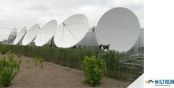 Hiltron Completes Multi-Antenna Satellite Link System for German Broadcast News Network