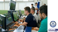 The Kazakhstan Football Federation selected Slomo.tv VAR systems for the world's first trial of VAR Light