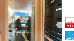 MSc Media equips mobile recording truck with Lawo mc²56