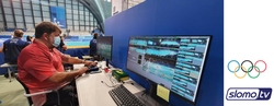 The first-ever use of Video Assistant Referee (VAR) for water polo at Olympic Games