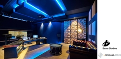 Neumann Monitors for Immersive Audio  at Bauer Studios / Germany