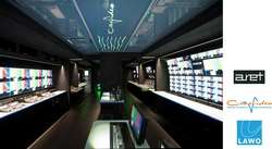 Cinevideo 4K 12G OB Van uses Lawo VSM for overall broadcast control projected by Italian system integrator ARET