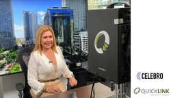 Celebro chooses Quicklink ST500 (Studio-in-a-box) as part of Global Studio Project
