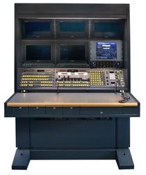 Integration via Eclipse HX's HCI open protocol enables a rich set of control commands and remote access for intercom and stage management functions