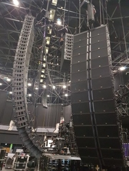 Rider-friendly L-Acoustics K Series delivers scalability for  John Legend Darkness and Light tour