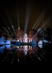 """Perfectly Flawless"" Proteus™ on LumiNature at Philadelphia Zoo"
