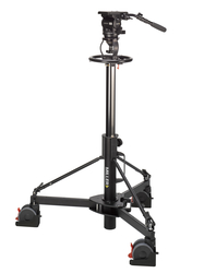 MILLER CAMERA SUPPORT EQUIPMENT INTRODUCES NEW ARROWX AND COMBO LIVE PEDESTAL SERIES TO ASIAN MARKET AT BROADCASTASIA 2016