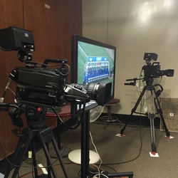 NYRA TV Captures The Action With Hitachi HD Cameras