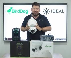BirdDog and Ideal Systems announce strategic APAC partnership.
