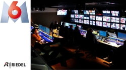 Riedel's MediorNet Provides Decentralized Hybrid Infrastructure for French TV Network M6