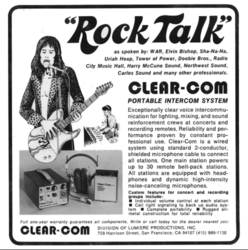 CLEAR-COM CELEBRATES 50TH ANNIVERSARY