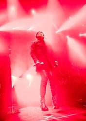 Avolites drives shock rock lighting for Marilyn Manson world tour