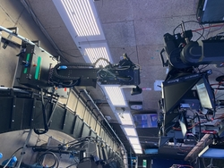 VINTEN CREATIVE ROBOTICS DRIVE STUNNING AR/VR EFFECTS IN RTÉ'S NEWLY REFURBISHED STUDIO