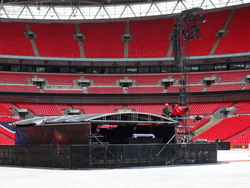 Coldplay hits the road with Stageco Staging Group