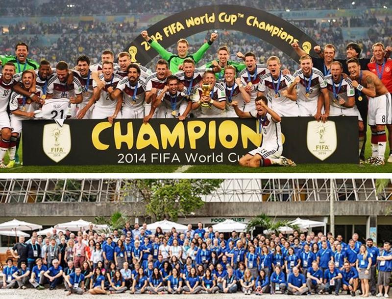 WM 2014 Brasil World Cup Brazil Becher Bierbecher Cup Brahma