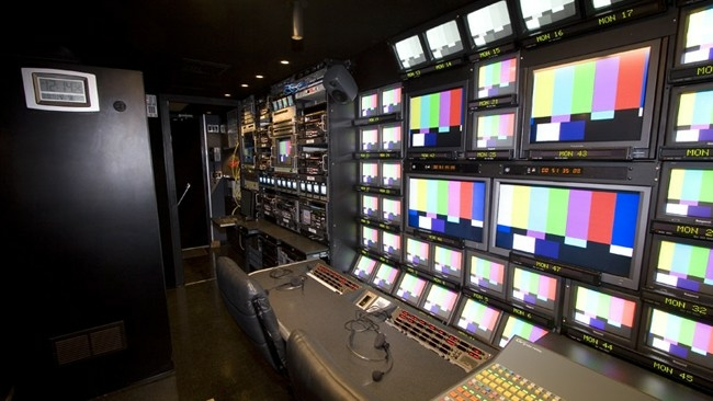 Ob trucks nep sweetwater indy live production tv for Interphone interieur
