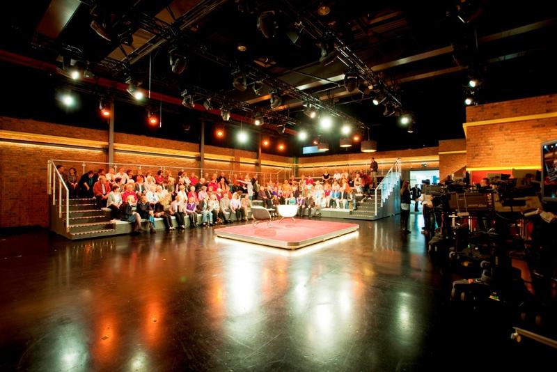 Production Studios Fernsehmacher Studio Phoenixhof Hamburg Live