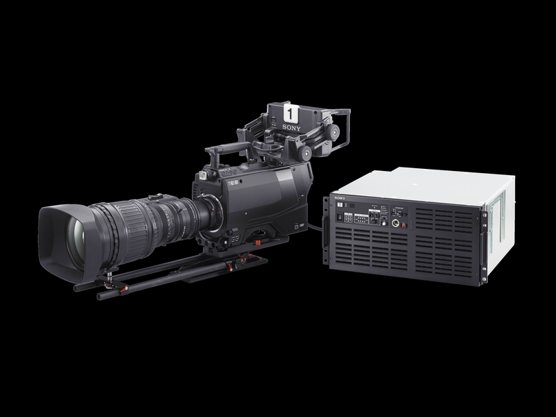 Sony unveils its first 8K System Camera with three 8K sensors | LIVE
