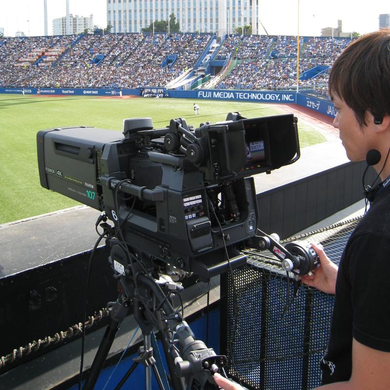 OB Trucks: Fuji Media Tech FR4K | LIVE-PRODUCTION TV
