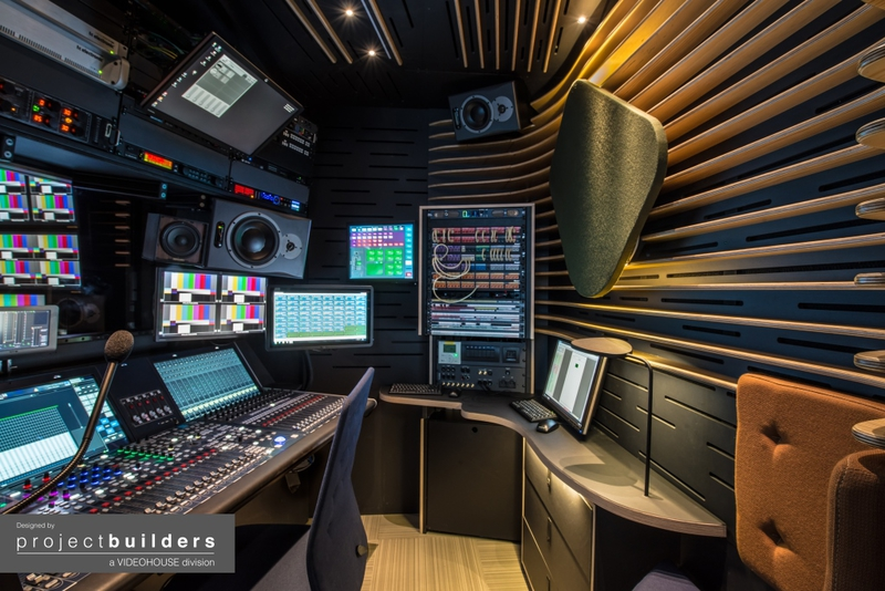 Ob trucks videohouse ob14 live production tv for Interphone interieur