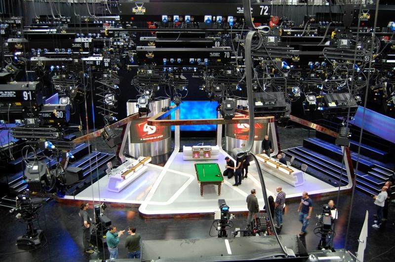 Production Studios Dock10 Live Production Tv
