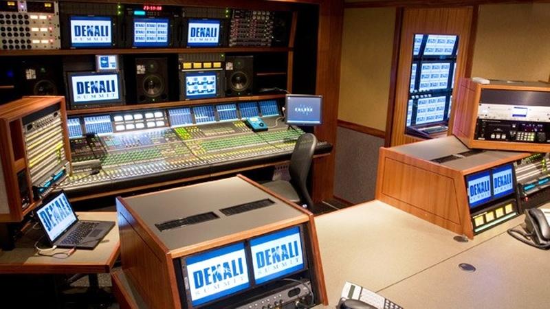 Ob Trucks Nep Denali Yukon Live Production Tv