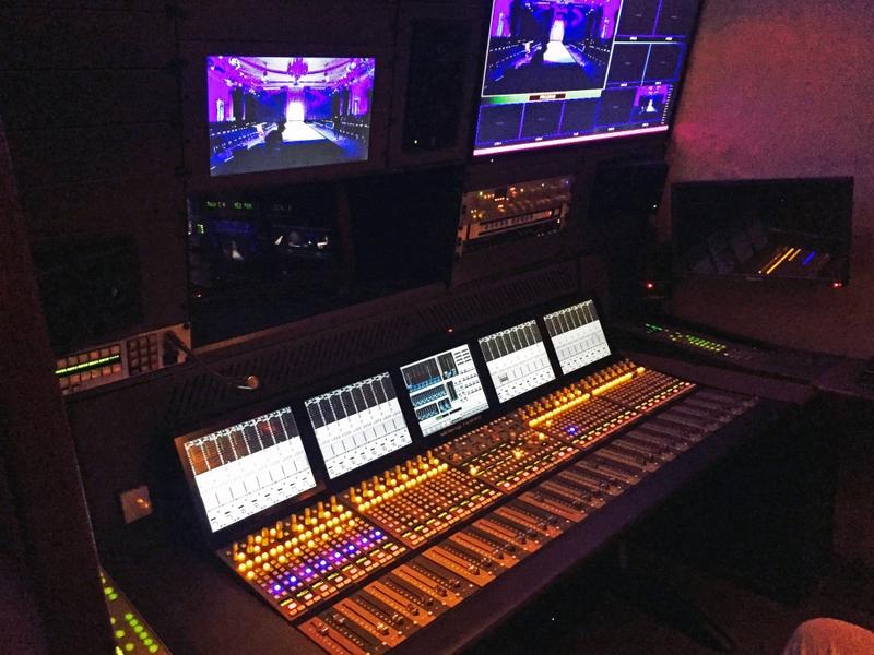 Ob Trucks Studio Video Art Ob7 Live Production Tv