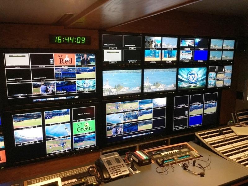 Ob Trucks Dome Productions Trillium 4k Live Production Tv