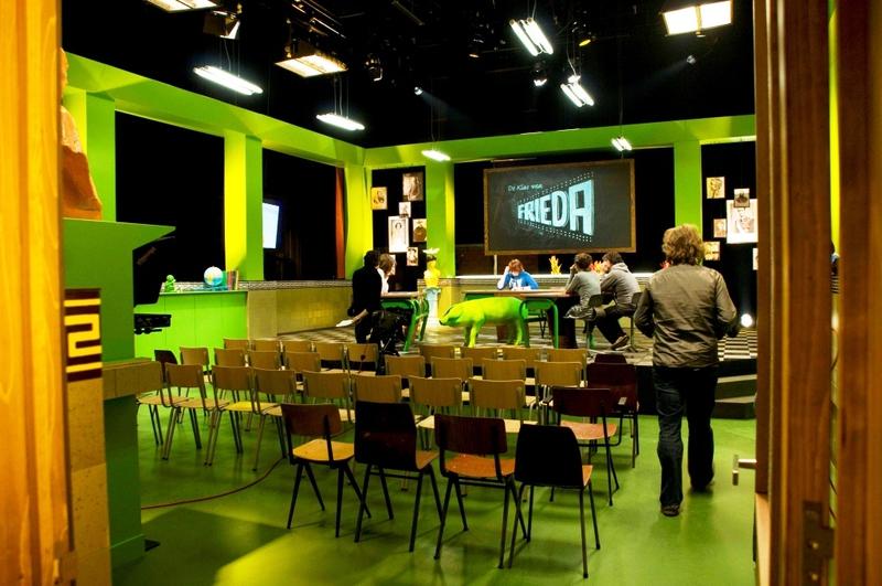 Production Studios Videohouse Studio 7 Live Production Tv