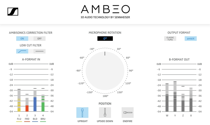 Music blueprints a comprehensive online guide to 3d audio the ambeo a b format converter is available as a free download malvernweather Images